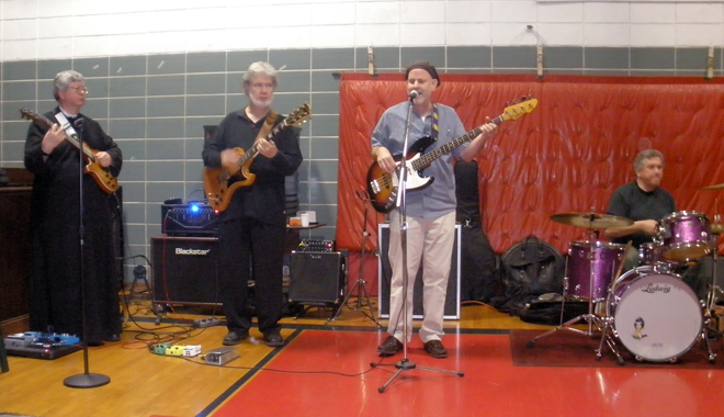 Blues Night at Christ the King