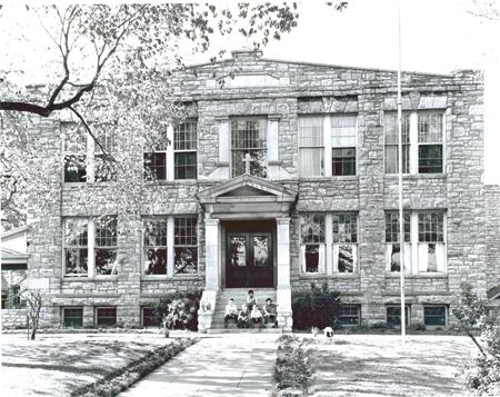 Elizabeth Hamilton Orphanage