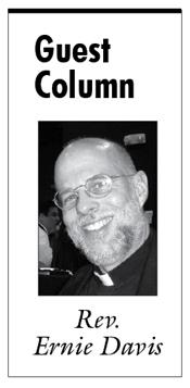 Father Ernie Davis