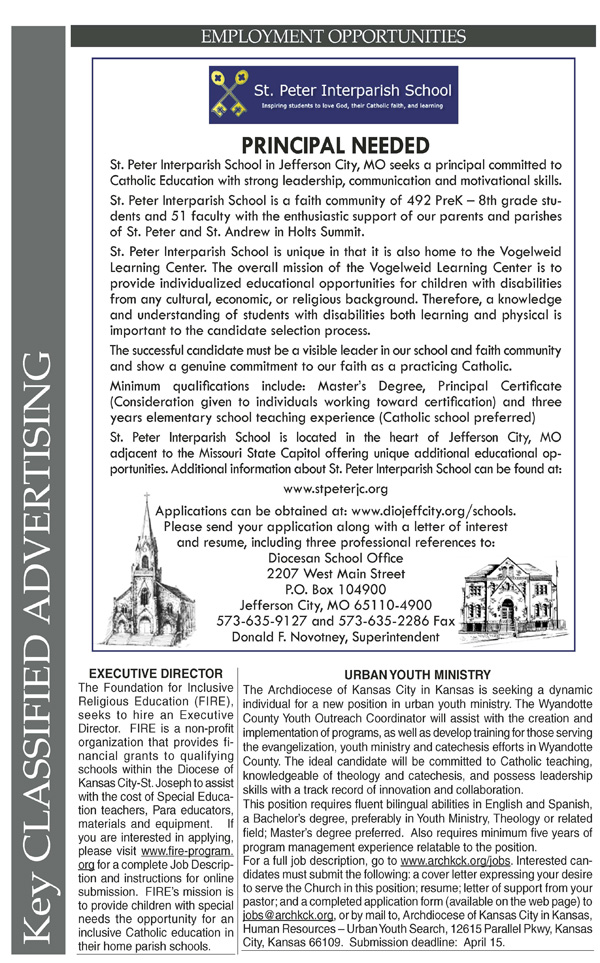 Key Classifieds - April 5, 2013 -page 1