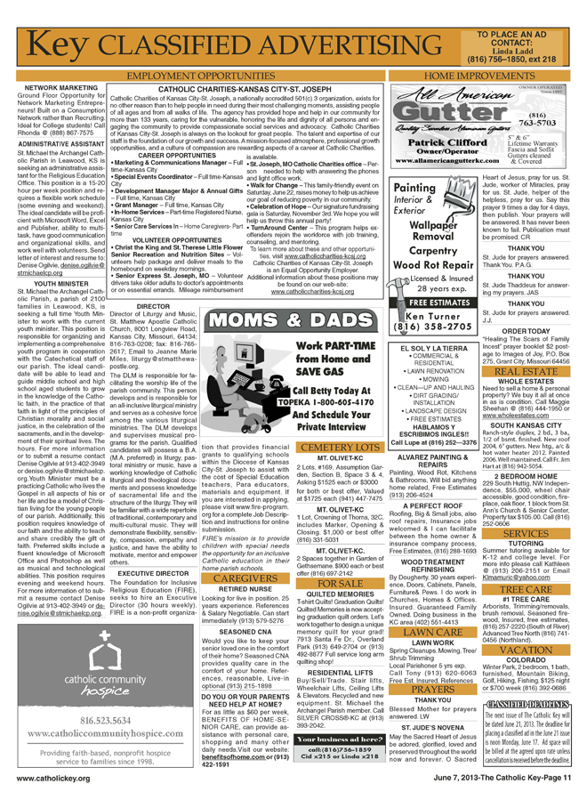 Key Classifieds, June 7, 2013 - page 2