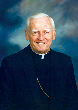 Bishop Emeritus George K. Fitzsimons