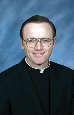 Father Charles Rowe