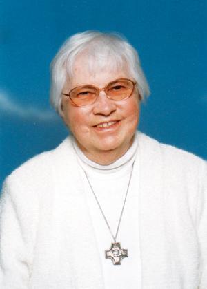 Sister Rita Downey, OSB