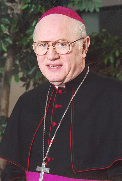 Bishop Raymond J. Boland