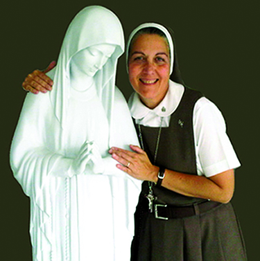 Madre Adela Galindo, Fundadora Siervas de los Corazones Traspasados de Jesús y María.