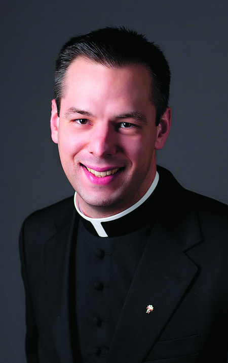 Reverend Mr. Eric Schneider