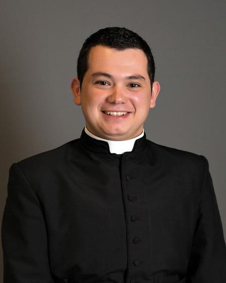 Deacon Jorge Moreno