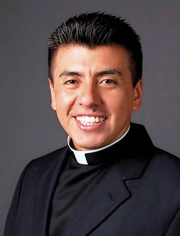 Father Luis Felipe Suarez