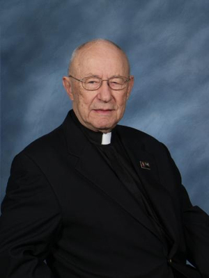 Msgr. William Blacet