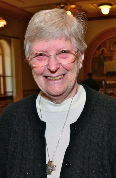 Sister Jacqueline Marie Steinbrenner, OSB