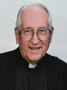Father Robert F. Weiss, SJ