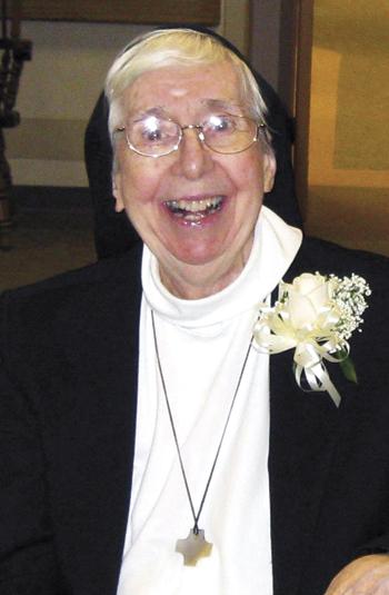 Sister Mary Annette Leonard, OSB