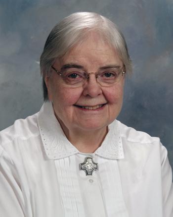 Sister Louise Kuborn, OSB