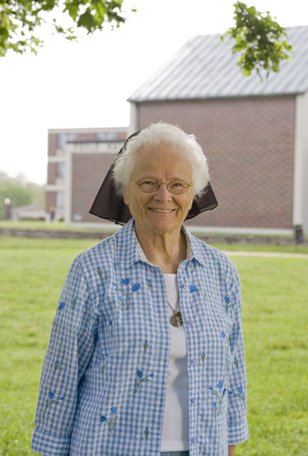 Sister Olive Louise Dallavis, CSJ