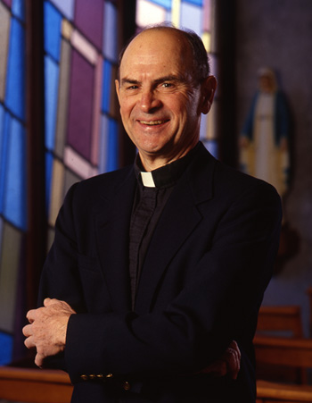 Father Wilfred L. (Bill) LaCroix, SJ