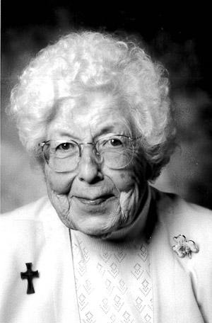 Sister Mary McAuley Gillgannon, RSM