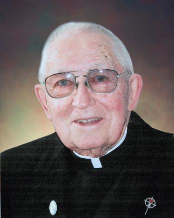 Father Bernard J. Diekhoff, C.PP.S