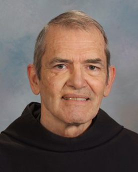 Father Aidan McSorley, OSB