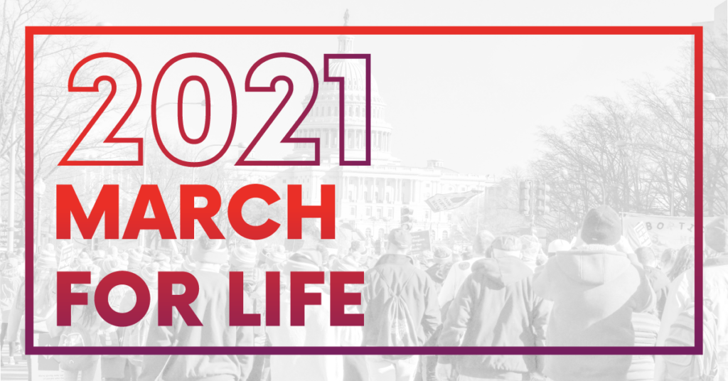2021 March for Life goes virtual