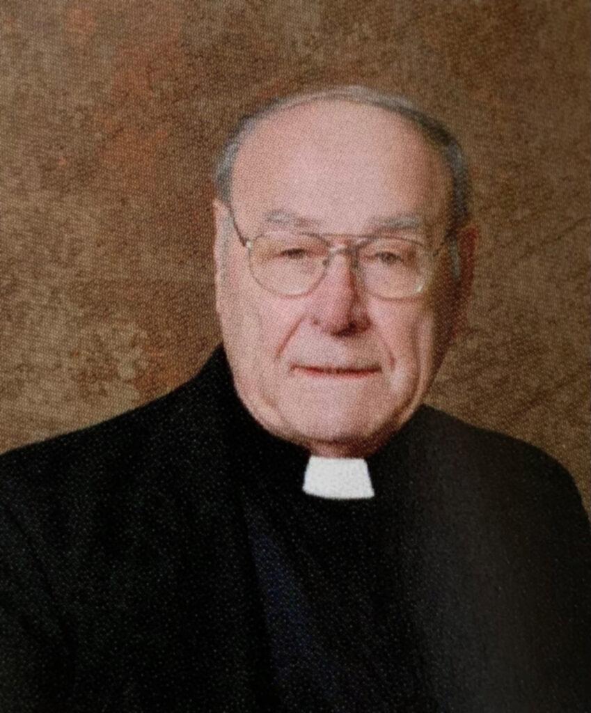 Fr. Donald Sturm funeral arrangements